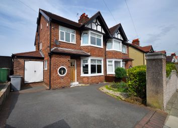 Thumbnail 4 bed semi-detached house for sale in Holmville Road, Bebington, Wirral
