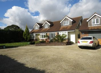 Thumbnail 8 bed detached house for sale in Main Road, Bosham, Chichester