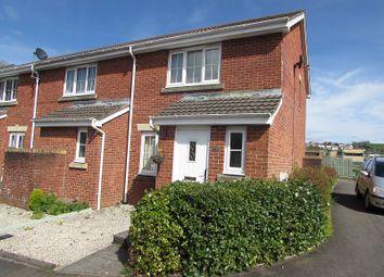 Thumbnail 2 bed end terrace house to rent in Cwm Felin, Blackmill, Bridgend.