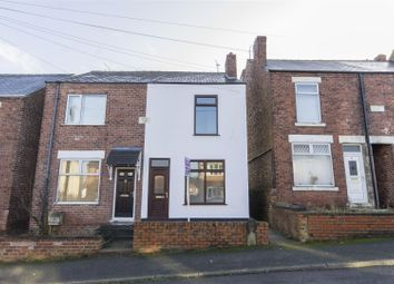 Thumbnail 2 bed semi-detached house for sale in Knighton Street, North Wingfield, Chesterfield
