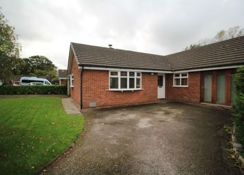Thumbnail 3 bed bungalow for sale in The Laund, Leyland
