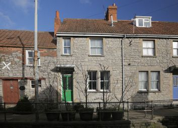 Thumbnail 3 bed terraced house for sale in Chilkwell Street, Glastonbury