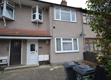 Thumbnail 1 bed flat to rent in Western Avenue, Dagenham