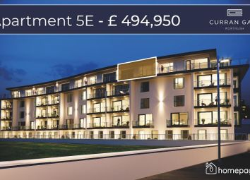 Thumbnail 3 bed property for sale in Penthouse 5E, Curran Gate Apartments, Portrush