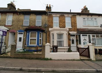 Thumbnail 2 bed terraced house for sale in Jeyes Road, Gillingham