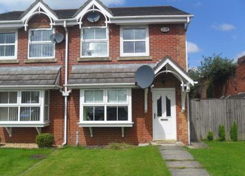 Thumbnail 3 bed semi-detached house to rent in Heatherfield Place, Preston