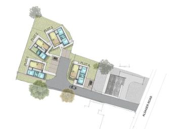 Thumbnail 2 bed property for sale in Plot 1 The Nurseries, Alsager Road, Audley, Stoke-On-Trent
