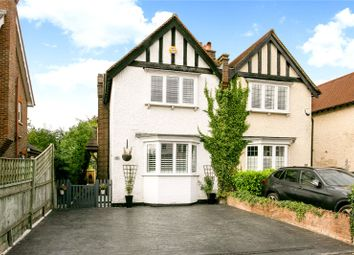 Thumbnail 3 bed semi-detached house for sale in Baring Road, Beaconsfield