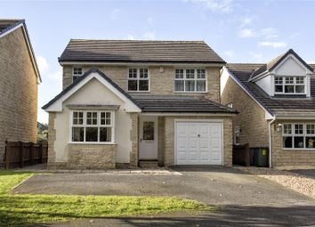 Thumbnail 4 bed detached house for sale in Dunbottle Way, Mirfield, West Yorkshire