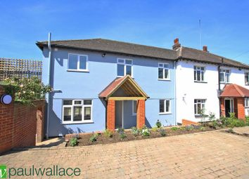 Thumbnail 3 bed semi-detached house for sale in North Street, Nazeing, Waltham Abbey