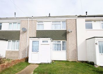 Thumbnail 3 bed terraced house for sale in Elmore Road, Lee-On-The-Solent