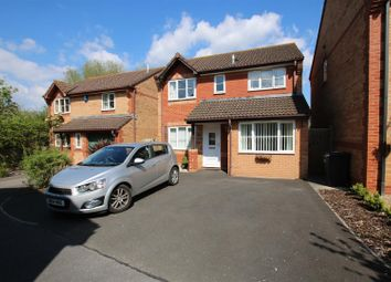Thumbnail 4 bed detached house for sale in Jupes Close, Exminster, Exeter
