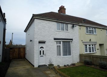 Thumbnail 3 bed semi-detached house for sale in Walnut Road, Walpole St. Peter, Wisbech