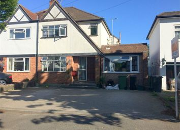 Thumbnail 4 bed semi-detached house for sale in Mortimer Crescent, Worcester Park