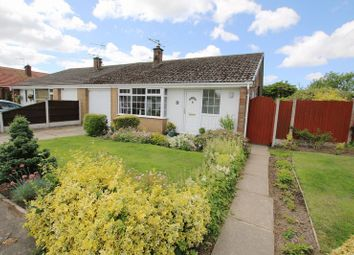 Thumbnail 4 bed semi-detached bungalow for sale in Barnfield, Much Hoole, Preston