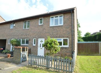 3 bed end terrace house for sale in Meadows Leigh Close, Weybridge, Surrey KT13