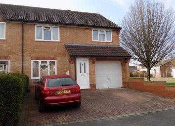 Thumbnail 4 bed semi-detached house for sale in Norrington Way, Chard