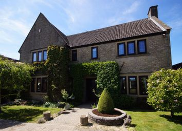 Thumbnail 4 bed detached house for sale in Binegar, Radstock