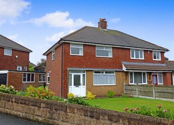 Thumbnail 3 bed semi-detached house for sale in Kingsley Road, Talke Pits, Stoke-On-Trent