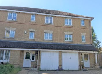Thumbnail 3 bed town house to rent in Campion Road, Hatfield