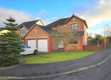 Thumbnail 4 bed detached house for sale in Turretbank Drive, Crieff