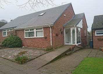 Thumbnail 3 bed bungalow for sale in Crossways, Liverpool