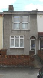 Thumbnail 3 bed terraced house to rent in Gordon Road, Strood