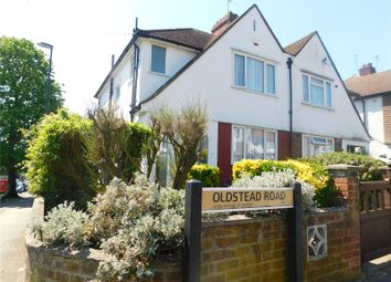 Thumbnail 3 bed semi-detached house for sale in Oldstead Road, Bromley, Kent