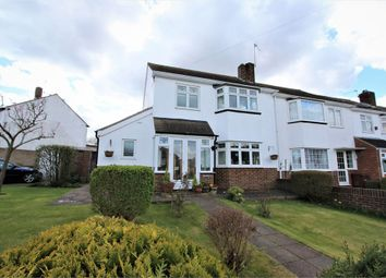 Thumbnail 3 bed end terrace house for sale in Windyridge, Darland, Gillingham, Kent