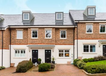 Laureates Place, Binfield, Bracknell, Berkshire RG42. 4 bed terraced house for sale