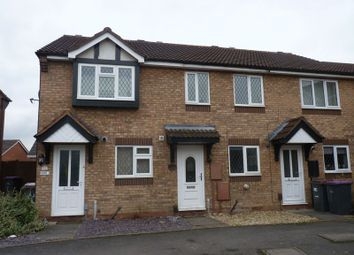 Thumbnail 2 bed terraced house to rent in Swift Gate, Telford