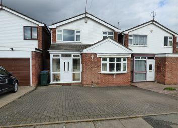 Thumbnail 3 bed detached house for sale in Holloway Field, Coundon, Coventry