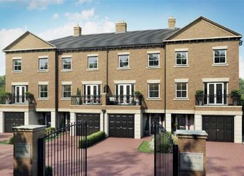 Thumbnail 4 bedroom town house for sale in Mill Road, Hertford