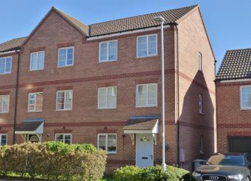 Thumbnail 4 bed town house for sale in The Sidings, Oakham