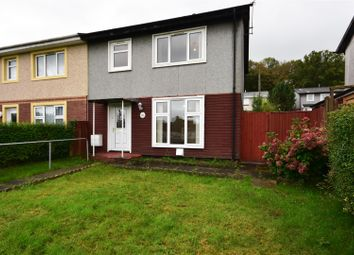 Thumbnail 3 bed terraced house for sale in Cwmbach Road, Waunarlwydd, Swansea