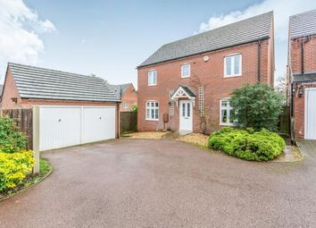 Thumbnail 4 bed detached house for sale in Redhill Gardens, Birmingham, Kings Norton, West Midlands