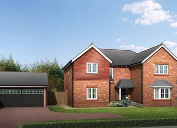 """Thumbnail 5 bedroom detached house for sale in """"Faversham"""" at Common Lane, Lach Dennis, Northwich"""