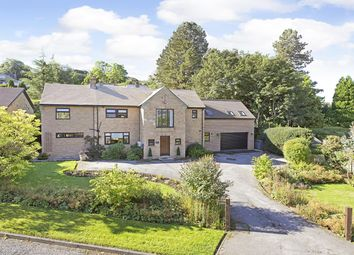 Thumbnail 5 bed detached house for sale in Moorfield Road, Ilkley