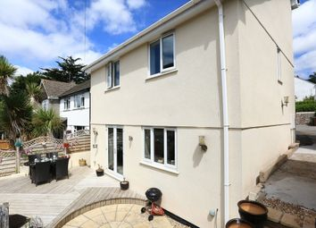 Thumbnail 3 bedroom link-detached house for sale in Dunstone Road, Plymstock, Plymouth