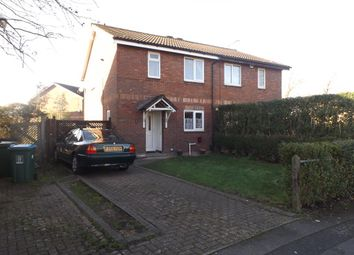 Thumbnail 3 bed semi-detached house to rent in O`Grady Way, Aylesbury