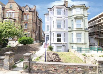 Thumbnail 5 bed semi-detached house for sale in Connaught Road, Folkestone, Kent