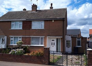 Thumbnail 2 bed semi-detached house for sale in Locksley Avenue, Edenthorpe, Doncaster