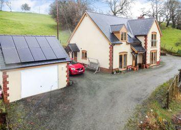 Thumbnail 3 bed detached house for sale in Pen-Y-Garnedd, Llanrhaeadr Ym Mochnant, Powys
