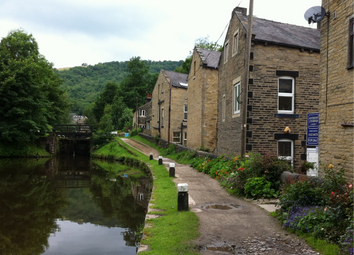 Thumbnail 2 bed terraced house to rent in Cambridge Street, Hebden Bridge