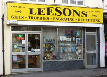 Thumbnail Retail premises to let in Honiton, Devon