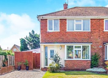 Thumbnail 3 bedroom semi-detached house for sale in Conrad Road, Carlton Colville, Lowestoft