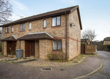 Thumbnail 2 bedroom end terrace house to rent in Wright Lane, Kesgrave, Ipswich