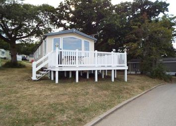 Thorness Bay Holiday Park, Cowes, Isle Of Wight PO31. 3 bed bungalow for sale