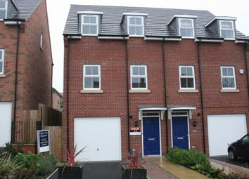 Thumbnail 3 bed detached house to rent in Oaklands Drive, Earl Shilton, Leicester
