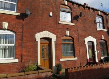 Thumbnail 2 bed terraced house for sale in Travis Street, Shaw, Oldham